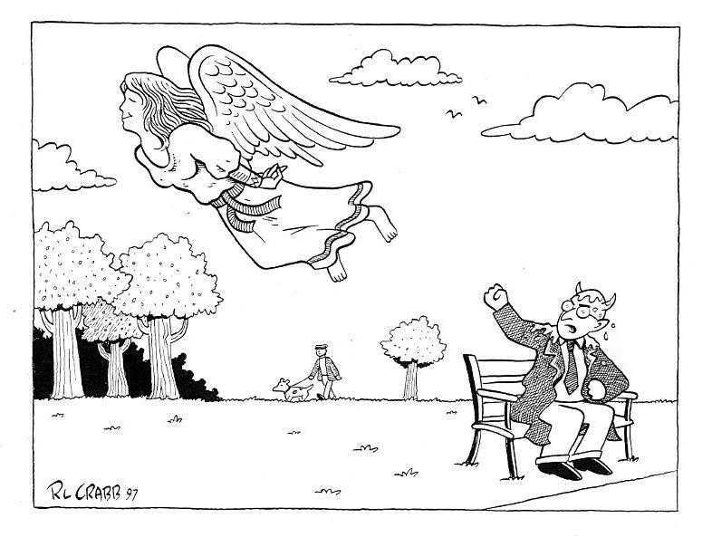 Angel & Devil211