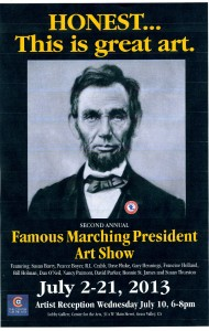 Marching Prez Art246