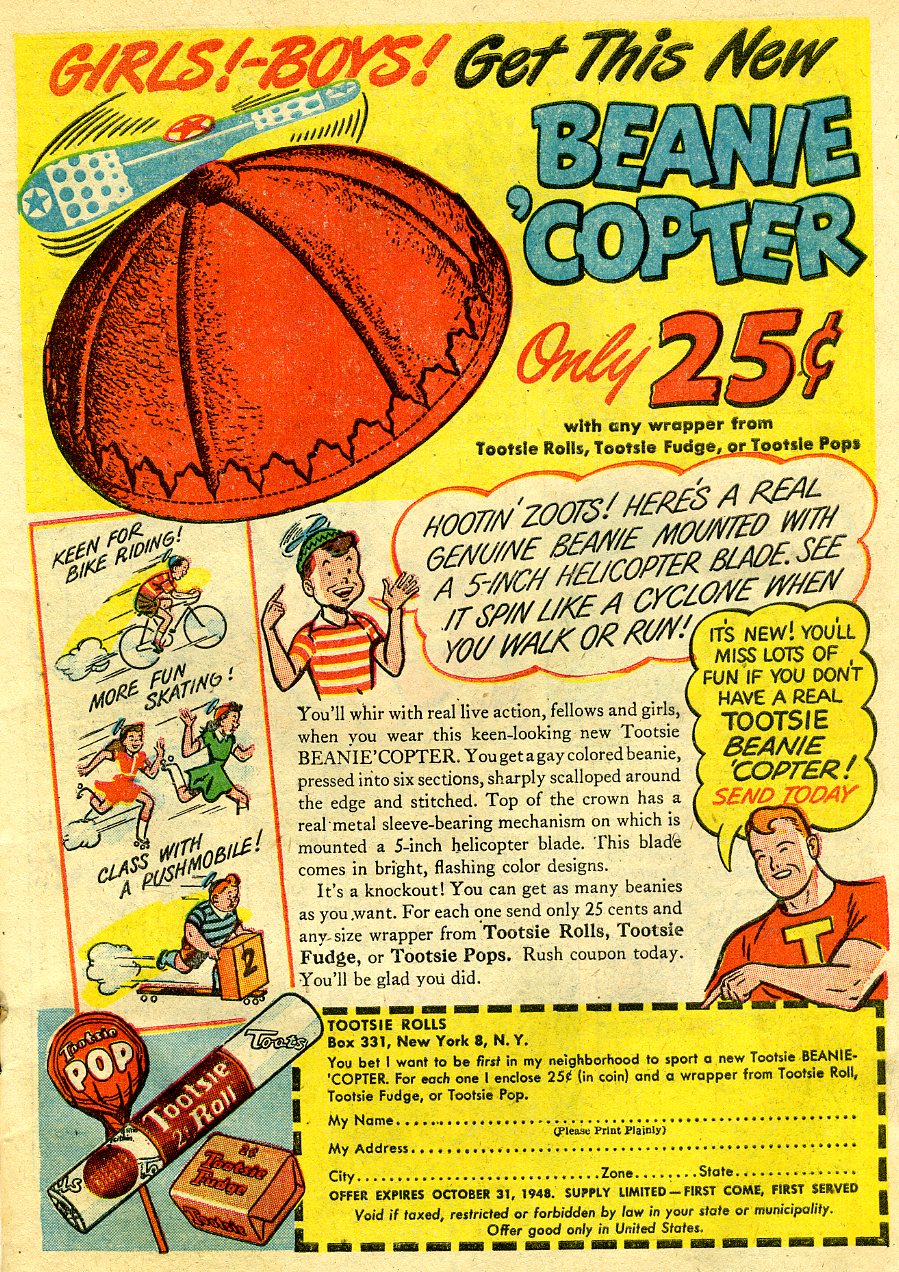 Beanie Copter261