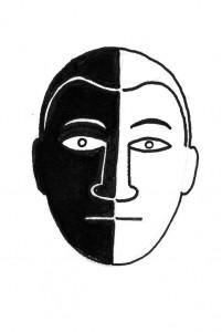 Black White258