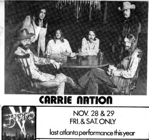 carrie nation bistro ad331