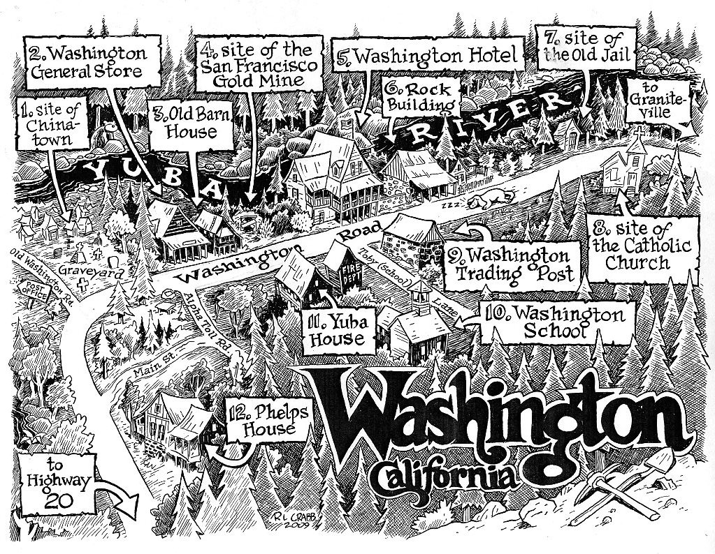 Map of Washington289