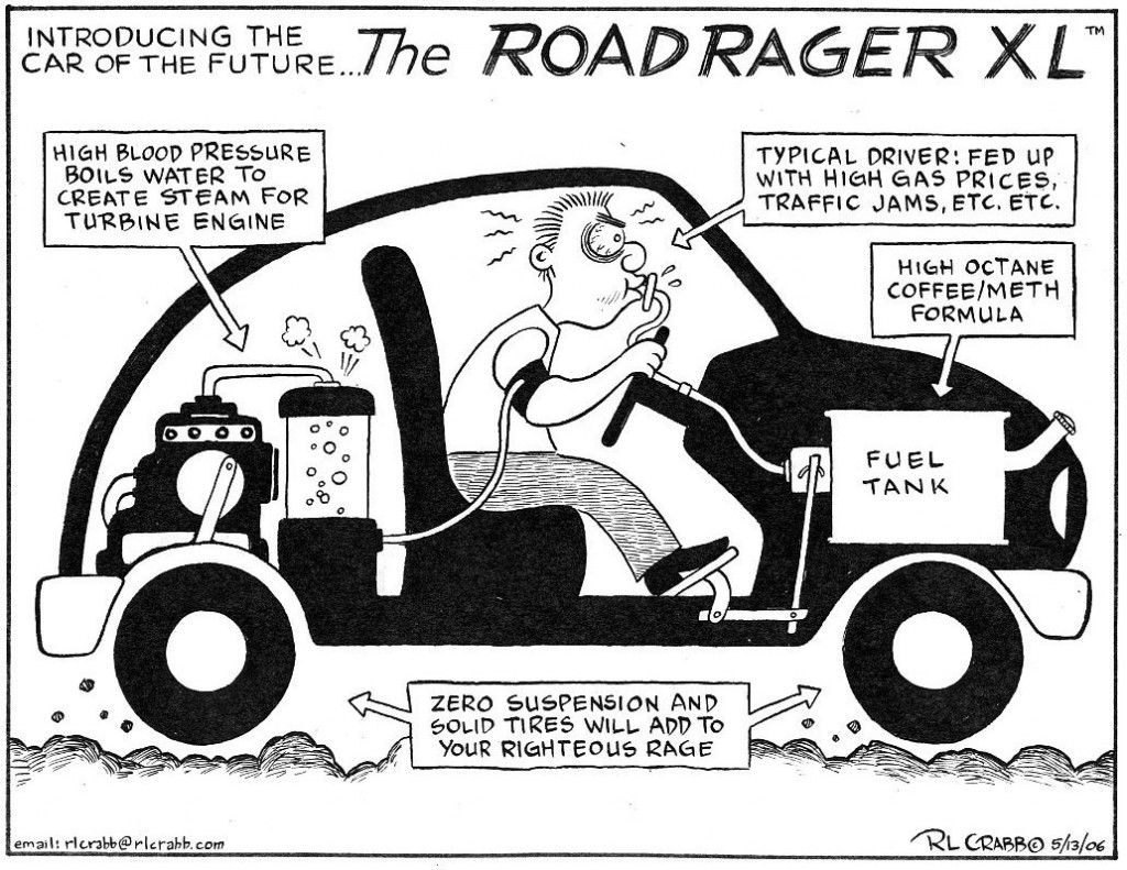 Road Rager XL386