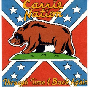 Carrie Nation Flag008