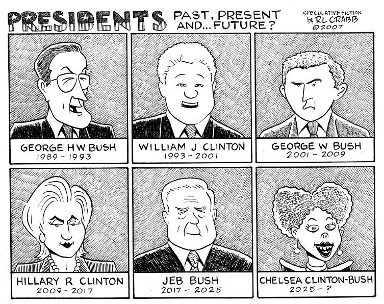 Presidents Past Present Future492