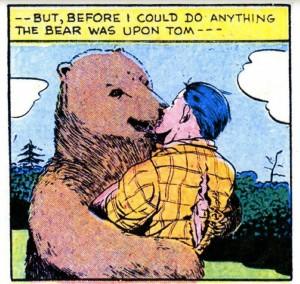 Bear hug II678