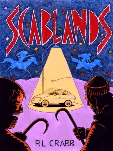 Scablands Cover II476
