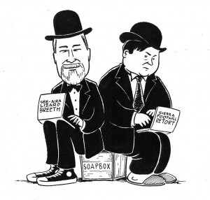Laurel and Hardy760