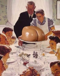 Butt Thanksgiving