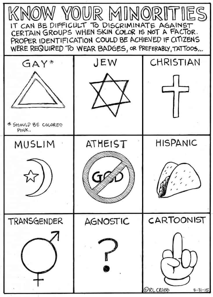 Know Your Minorities001