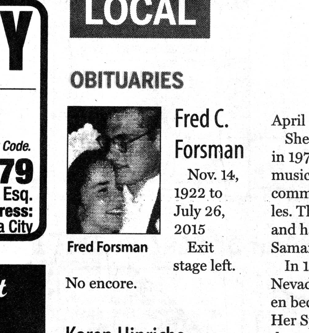 Fred forsman147