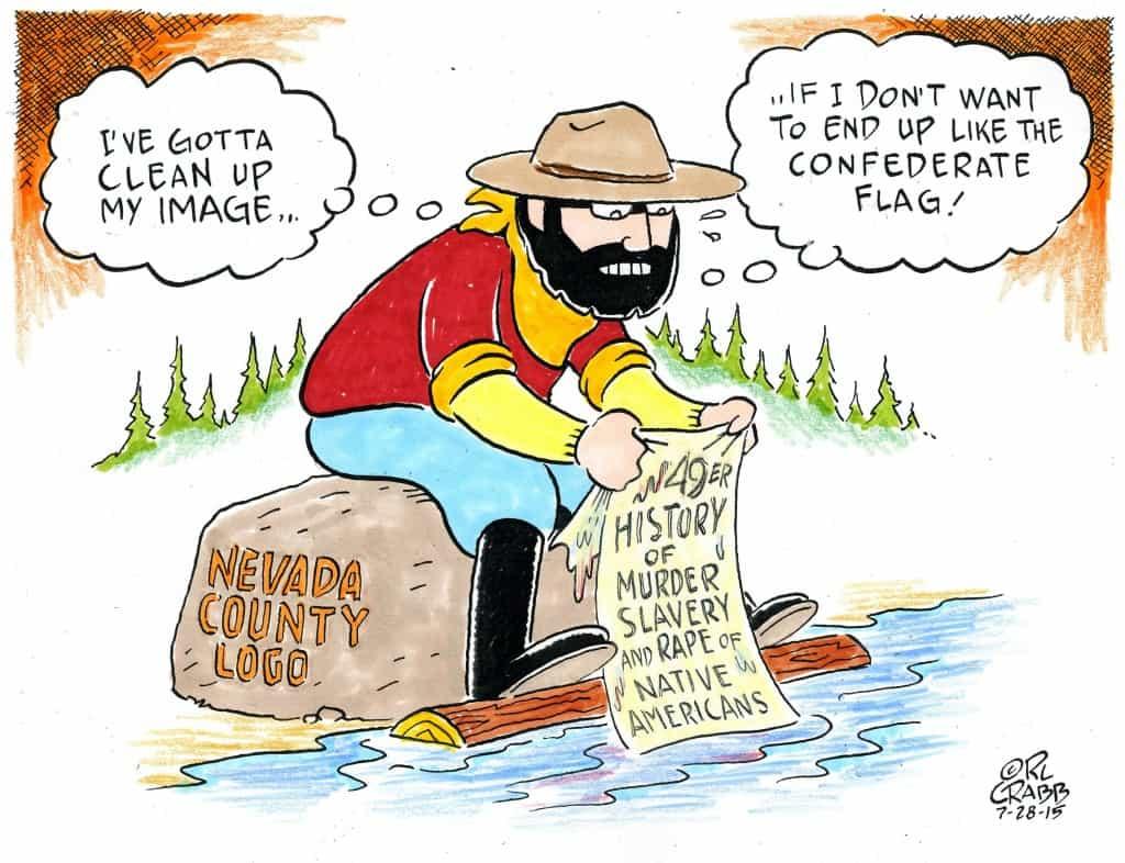 Nevada County Miner Native History150
