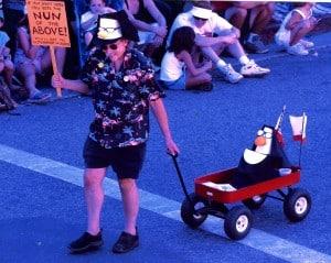 Nunny at Parade167