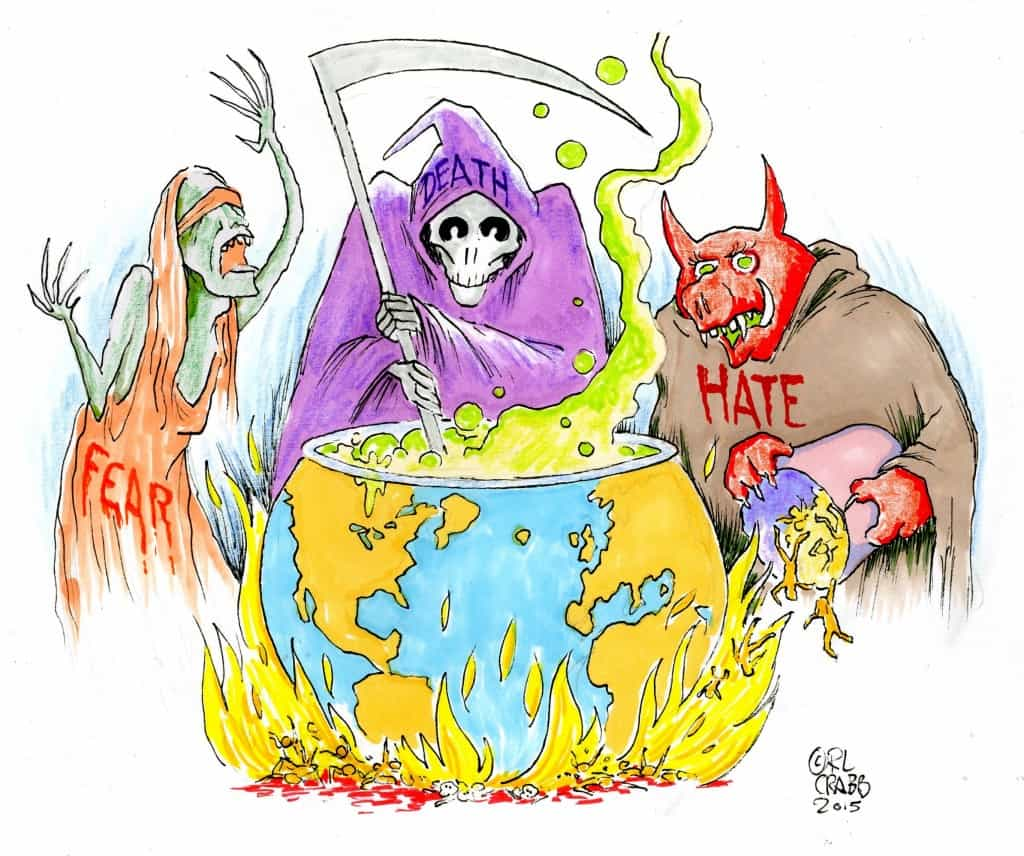 FEAR DEATH HATE480