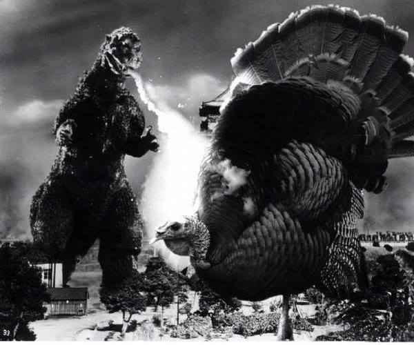 Turkey Godzilla