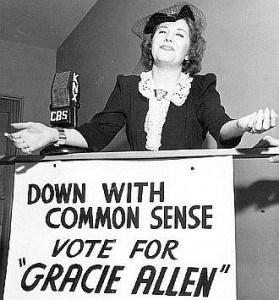 Gracie Allen
